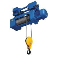 Buy cheap Electric Wire Foot Mounted Hoist 2/1 4/1 Rope Reeving Leading Crane For Lifting Goods from wholesalers