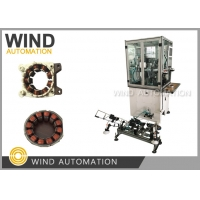 Buy cheap Refrigerator Air Conditioning Compressor Motor Needle Winding Machine For Inside Slot from wholesalers