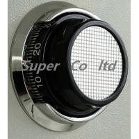 Buy cheap Mechanical changeable combination lock ,Zinc Alloy Chrome Plated product