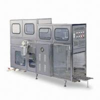 Buy cheap Water Bottling Machine with Input Power of 1.5kW and Power of 380V AC product