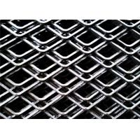 Buy cheap Heavy Duty Expanded Metal Sheet / Diamond Metal Mesh For Equipment Protection from wholesalers