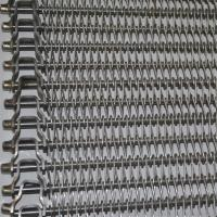 Wholesale Balanced Wire Mesh Conveyor Belt With High Temperature Resistance SGS from china suppliers