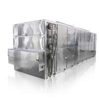 Buy cheap 3-5 Layers Automatic Vegetable And Fruit Mesh Belt Dryer Ginger Drying Machine from wholesalers
