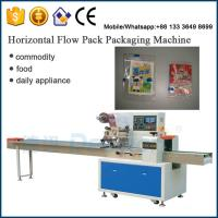 Wholesale Dession DS-250B automatic card packaging machine / Rotary pillow bag packaging machine from china suppliers