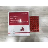 Buy cheap Rifampicin and Isoniazid Tablets 150MG + 75MG Anti-tuberculous Medicines from wholesalers