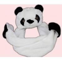 Buy cheap Plush Animal Hat with Mittens from wholesalers