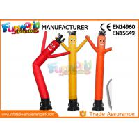 Wholesale Customized PVC Coated Nylon Advertising Inflatables Air Dancing Man from china suppliers