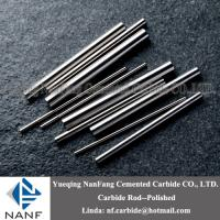 Buy cheap CARBIDE ROD POLISHED 10X100MM,8X100MM,12X100MM from wholesalers