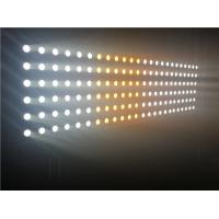 Buy cheap Light Weight LED Par Stage Lights 36*3W Cree LED Lamp Dmx512 Easy Installation from wholesalers
