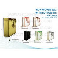 Buy cheap Eco-Friendly Customized Promotional Laminated Non Woven Bag/Folding Non Woven Shopping Bag/Reusable Non-woven, bagease product