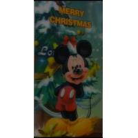 Wholesale 3d lenticular printing souvenir bookmark-plastic pp 3d offset printed lenticular 3D animal bookmark from china suppliers