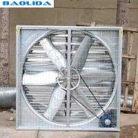 Buy cheap Agriculture Greenhouse Cooling System / Negative Pressure Ventilation Fan from wholesalers