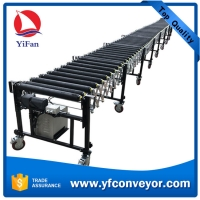 Wholesale Rubber Coated Motorized Roller Conveyor from china suppliers