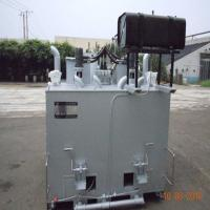 Double cylinder mechanical hot melt kettle XDJF-430kg×2 Manufactures
