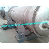 Self Aligning Pipe Welding Rotator For Pressure Vessel and Boiler Industry Manufactures