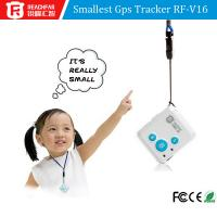 Buy cheap small gps tracking chips for sale mini gps tracking chip waterproof mini gps child locator from wholesalers