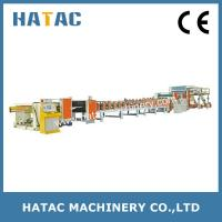 Buy cheap Fully Automate Cardboard Making Machine,Paperboard Laminating and Cutting Machine,Kraft Paperboard Making Machine from wholesalers
