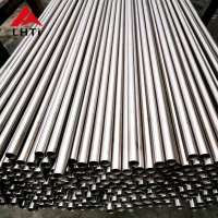 Wholesale ASME SB338 Titanium Alloy Tubes OD25mm OD38mm For Heat Exchange from china suppliers