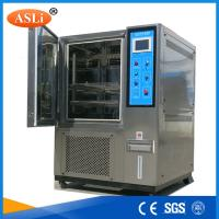 80L -1000 L Environmental Test Equipment / High Low Temperature Cycle Test Chamber For Aging Test Manufactures
