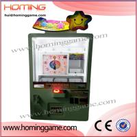 Buy cheap Lucky Star Coin Operated Plush Toy Claw Crane Game Machine(hui@hominggame.com) from wholesalers