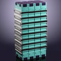 Buy cheap Rechargeable Lithium Battery For Electric Bus / Minibus / Hybrid Vehicle 12V 200Ah product