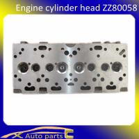 Buy cheap Engine cylinder head ZZ80058 for Perkins 4.236 from wholesalers