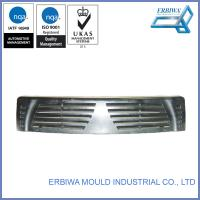Buy cheap Car Griller Customed plastic Injection Mold For Black Exterior Trim Parts from wholesalers