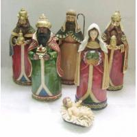 Buy cheap Polyresin Religious Figurine and Nativity Set from wholesalers