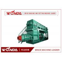 Wholesale Wire Cut Interlocking Clay Brick Machine13000-18000 M³/H Production Capacity from china suppliers