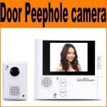 Buy cheap peephole camera door viewer home intelliviewer from wholesalers