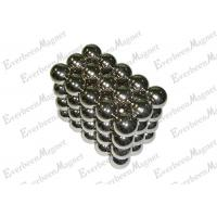 "Wholesale Little / Mini Neo Cube Neodymium Ball Magnets 3 / 4 "" Diameter Nickel Plated For Education from china suppliers"