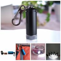 Wholesale super bright waterproof LED keychain light from china suppliers