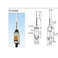 Buy cheap Tend TZ-8166 Model Rigid Tend Brand Limit Switch Nylon Type With Double Spring Mechanism from wholesalers