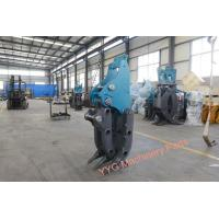 Buy cheap Hydraulic Rotating Rock Grapple Attachment For Excavator Heavy Duty from wholesalers