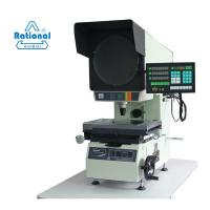 China Precision Profile Measuring Machine , 2d Digital Measuring Optical Profile Projector on sale
