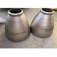 Buy cheap Butt Welded Pipe Fitting 304 Stainless Steel Duplex Concentric Reducer from wholesalers