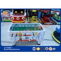 Buy cheap Advanced Design Arcade Game Machines Football Table Game 12 Months Warranty from wholesalers