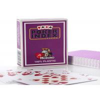 Buy cheap Plastic Modiano Poker Index Marked Poker Cards For Casino Games from wholesalers