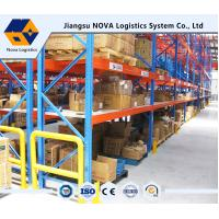 Wholesale Customized Pallet Rack Storage Systems With Steel Q235 ISO9001 SGS CE from china suppliers