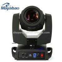 Wholesale Disco DJ Party 7 / 10 Channels  Strobe LED Moving Lighting DMX512 / 30 Watt from china suppliers
