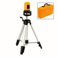 Buy cheap CE 640nm wave 1mw precision Adjustable tripod shelf leveling Mini Laser levels with spirit level from wholesalers
