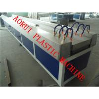 Wholesale PVC Wall Panel Wpc Profile Extrusion Line , Wpc Profile Production Line from china suppliers