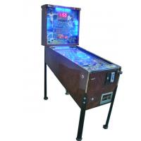 Buy cheap 5 Balls Pinball Game Machines Electric Coin Operated With Chinese / English / Spanish from wholesalers