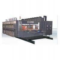 Buy cheap Digital Corrugated Carton Flexo Printing Machine Full Automatic 150Ppcs / Min from wholesalers