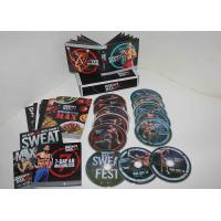 Buy cheap Exercise Dance Womens Fitness Dvd English Language With All Rights Reserved from wholesalers