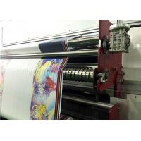 High Speed Belt Type Digital Textile Printing Equipment With Kyocera Head Manufactures