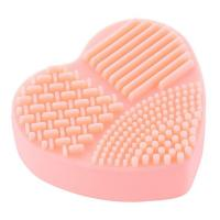 Buy cheap Plastic Handle Silicone Makeup Tool Durable And Comfortable With Humanized Design from wholesalers