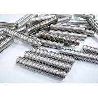 Buy cheap Nickel Alloy High Tensile Fasteners , UNS N06600 W.Nr.2.4816 Alloy 600 Threaded Rod Fasteners from wholesalers