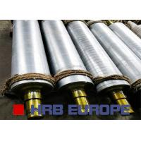Buy cheap OEM Corrugated Machine Parts A B C D E Flute Corrugated Roller For Single Facer from wholesalers