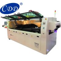 Buy cheap Stable Performance Wave Soldering Machine  Pcb Assembly Line  700 Kg Weight from wholesalers